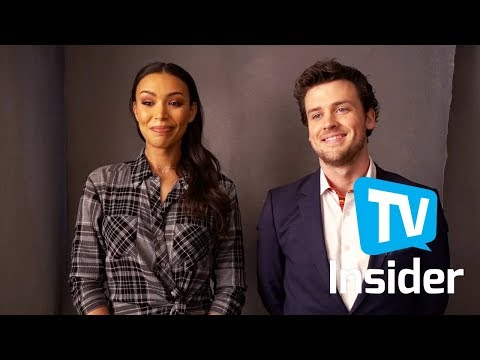 Jack Cutmore-Scott & Ilfenesh Hadera Give Us the 'Deception' Scoop | TV Insider