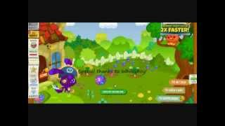 Getting Shambles the Moshling on Moshi Monsters!