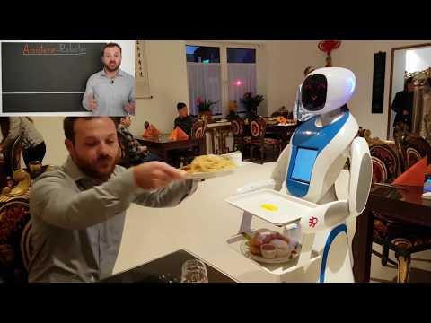 Customer Feedback on Amy Robot in Moers, Germany