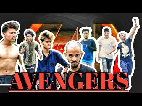 Local AVENGERS (part - 1)  || We The BEST ||