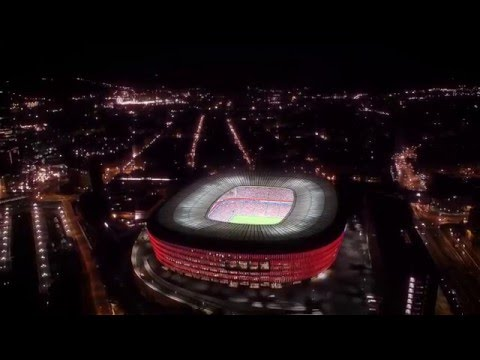 ESSMA Summit: San Mamés stadium Bilbao (19-20 January 2016)
