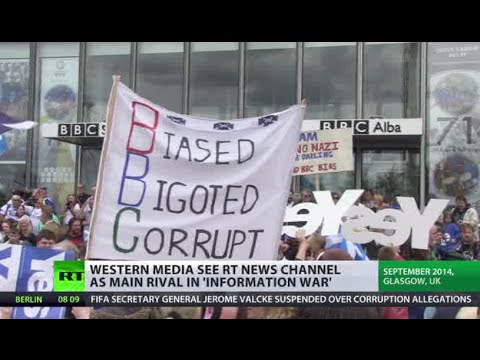 Kremlin Minions: BBC ratchets up RT rhetoric to balance budget Mp3