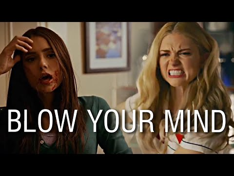 TVD Females || Blow Your Mind [ YPIV ]