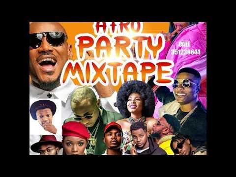 NEW NAIJA 2018 AFRO PARTY NONSTOP MIX {EBONY N FAKE LOVE PARTY MIX}BY DEEJAY SPARK thumbnail