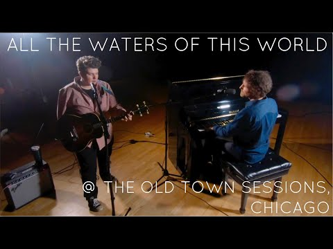 """Aaron English & Aerin Tedesco: """"All The Waters Of This World"""" (Live @ Old Town School Of Folk Music)"""