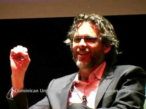 Michael Chabon: One Book One Marin 2010 Award Celebration