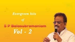 Evergreen hits of SPB - Jukebox Vol 2