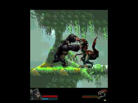 Кинг Конг (Peter Jacksons King Kong) Прохождение Часть 1