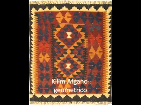 Tappeti Kilim Usati : Kilim afgani geometrici tappeti tappeti youtube