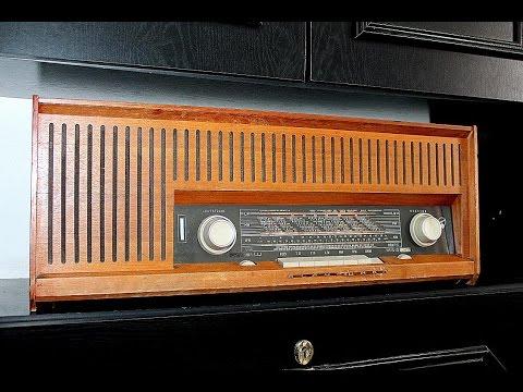 Radio Blaupunkt Stockholm 25.355 VINTAGE