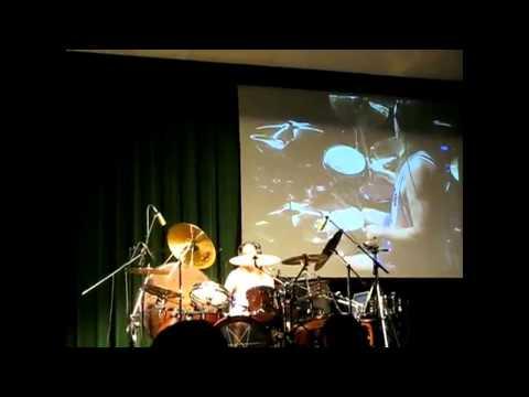 Danny Carey- Rosetta Stoned