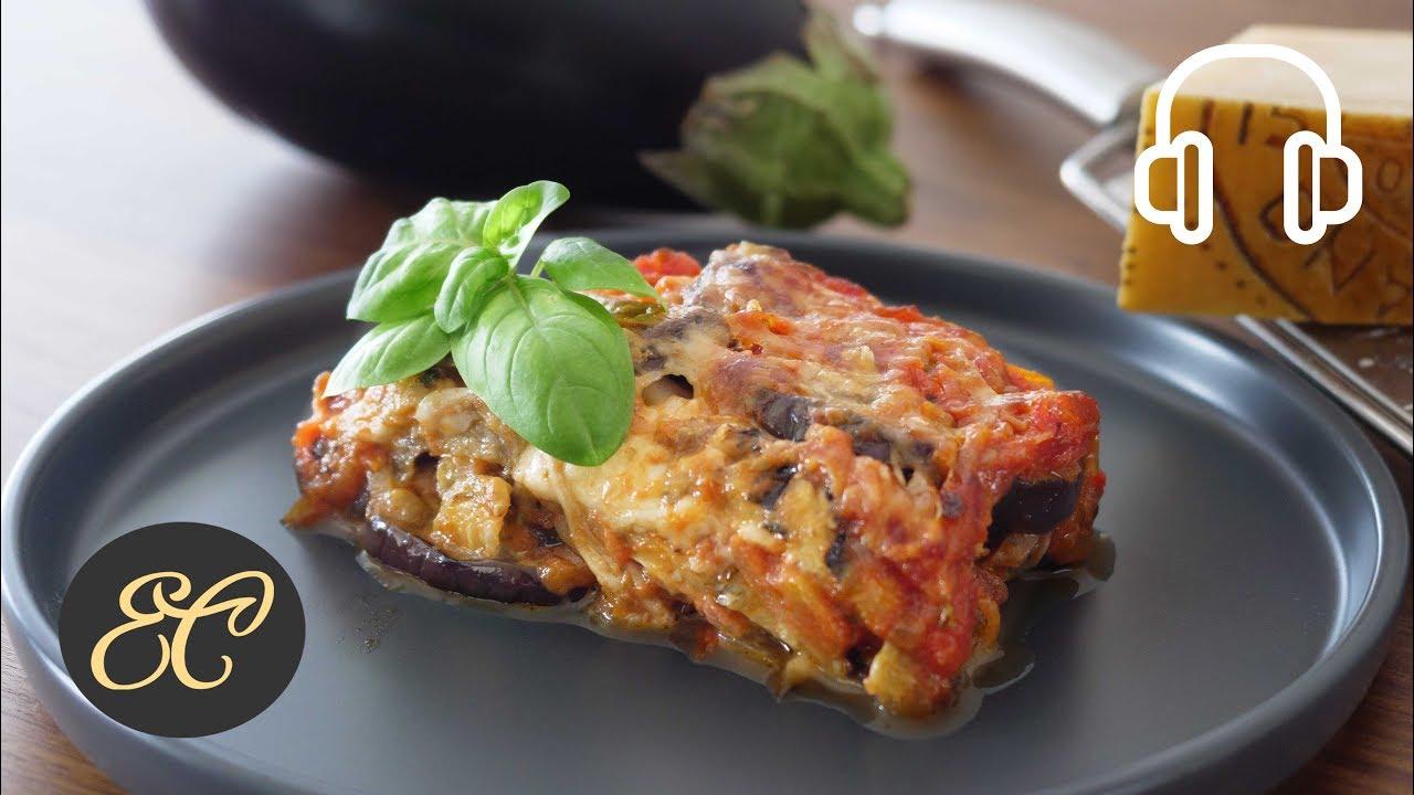 イタリアのお惣菜 なすのパルミジャーナのレシピ