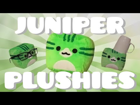 JUNIPER PLUSHIES COMMERCIAL | GD Juniper