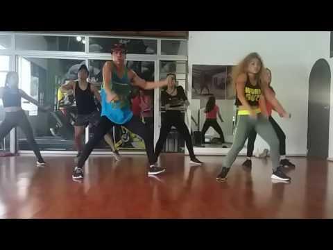 Hula Hoop Daddy Yankee Flow Dancers El Salvador