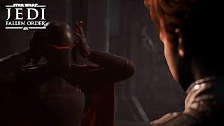 Second Sister Reveals Her True Identity - STAR WARS Jedi: Fallen Order