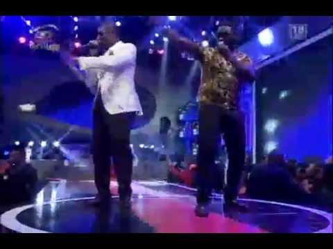 Don Jazzy, Wande Coal, D'Prince Performing At Big Brother Africa 8 Launch