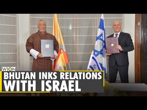 Israel Says It Has Established Diplomatic Ties With Bhutan | World News | WION News