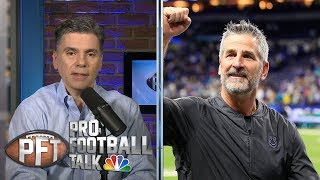 """Colts' Frank Reich: Our offense '""""isn't fair"""" with Parris Campbell 