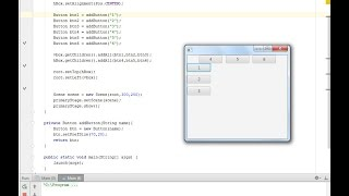 JavaFX. Tutorial#2. BorderPane, HBox, VBox. (Урок 2) rus.