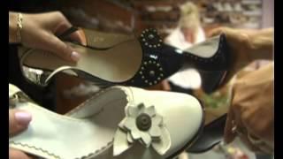 видео Обувь больших размеров: магазин в Москве