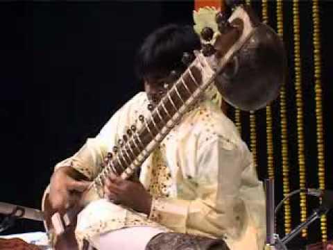 Supratik Sengupta plays Raag Multani-Part-4.avi