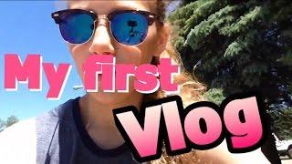 Ashley's Vlogging Here vlog1