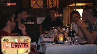 Emigratis 3 - Pio e Amedeo a cena con Sansoni, Bonera e Soriani