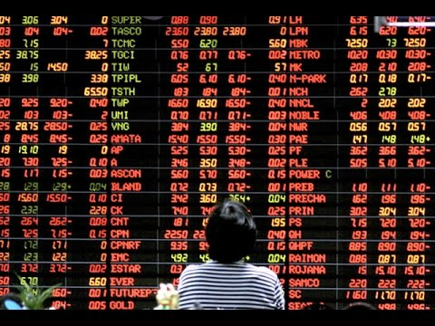 หุ้นไทยปิดลบ13.31จุด ลงหนักกว่าตลาดในภูมิภาค