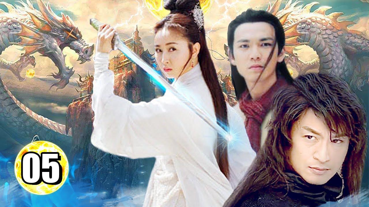 Rồng Thiêng Trỗi Dậy - Tập 5 | Phim Bộ Kiếm Hiệp Trung Quốc Hay Nhất - Thuyết Minh