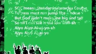 Singaporean Army Songs