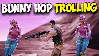 Fortnite Bunny Hop Trolling (Easter Special)