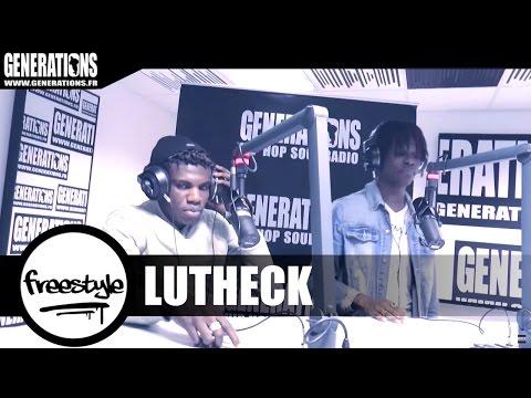 Youtube: Lutheck – Freestyle (Live des studios de Generations)
