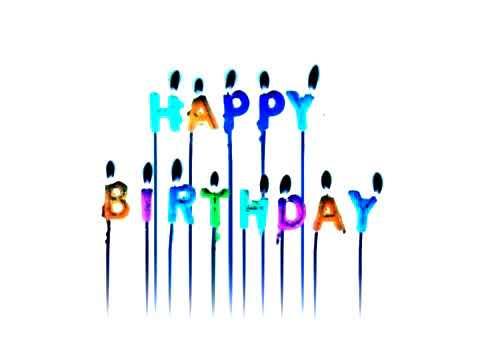 Happy Birthday in G Major