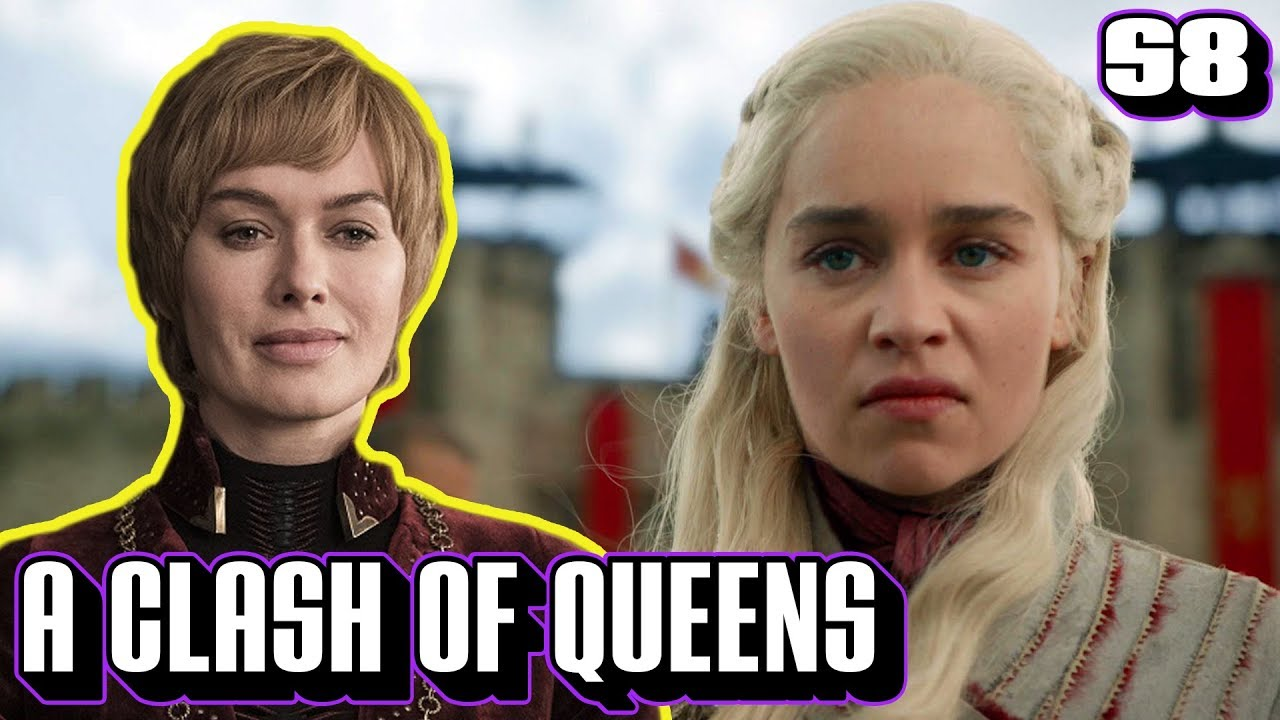 Download Episode 5 Preview & Predictions Game of Thrones Season 8   A Clash of Queens