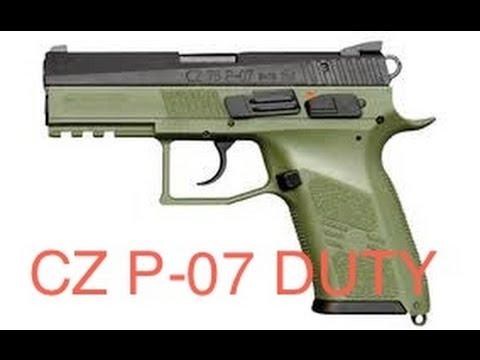 CZ 75 P-07 Duty