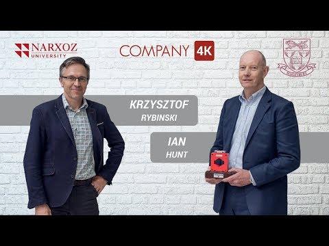 Company 4K. Ian Hunt Haileybury vs Krzysztof Rybinski Narxoz