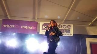 NÂDIYA - Roc - Live à Merville