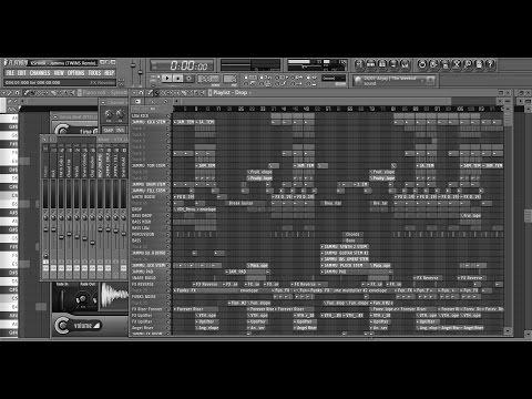 KSHMR  - Jammu (TWINS Remix) MakingWork & FLP !