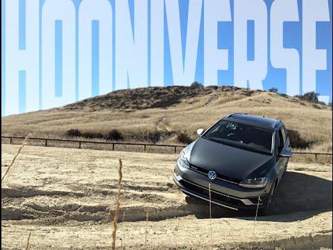 The Volkswagen Golf Alltrack is your adventure wagon