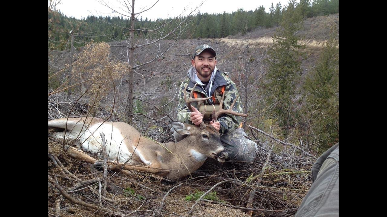 Whitetail Deer Hunt Washington State 2016