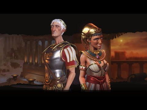 Civilization 6 - BOTH War Declaration Cutscenes for All Leaders