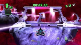 《少年駭客:Galactic Racing》omni-trickster成就影片~GaMavi Topic