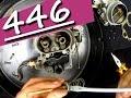 CARBURADOR 446 NÃO INJETA COMBUSTIVEL