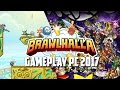 Brawlhalla Gameplay PC 2017|Amazing Free Online 2D Fighting Game(STEAM)