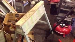 Best Sawhorse For Diy Handyman Homeowner