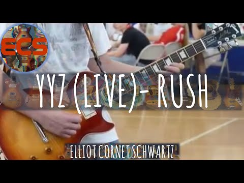 YYZ  Rush Band  With ASZ Space Odyssey Intro