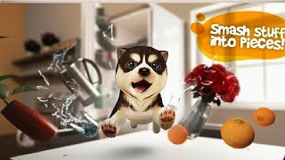 Naught Puppy Kids Game - Dog Simulator - Kids enjoy with Puppy