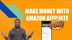 Amazon Affiliate Marketing Made Easy - Simple Strategy To Make Money