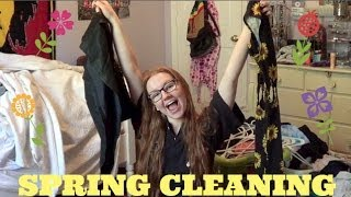 CLEAN MY ROOM WITH ME:  Tips & Tricks for Cleaning & Organizing! Thumbnail
