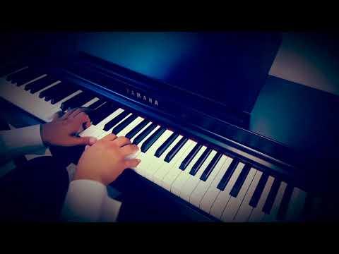 Demir attım yalnızlığa...EBRU GÜNDEŞ (Piyano cover)piyano ile çalınan şarkılar